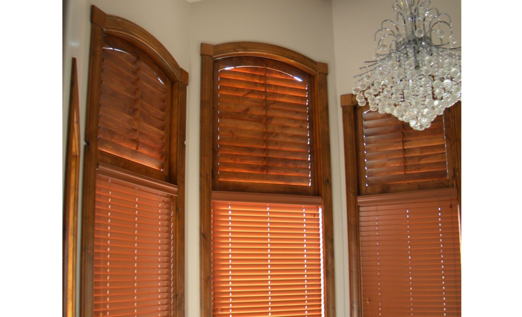Mill Creek Shutters Custom Naughty Alder High Windows