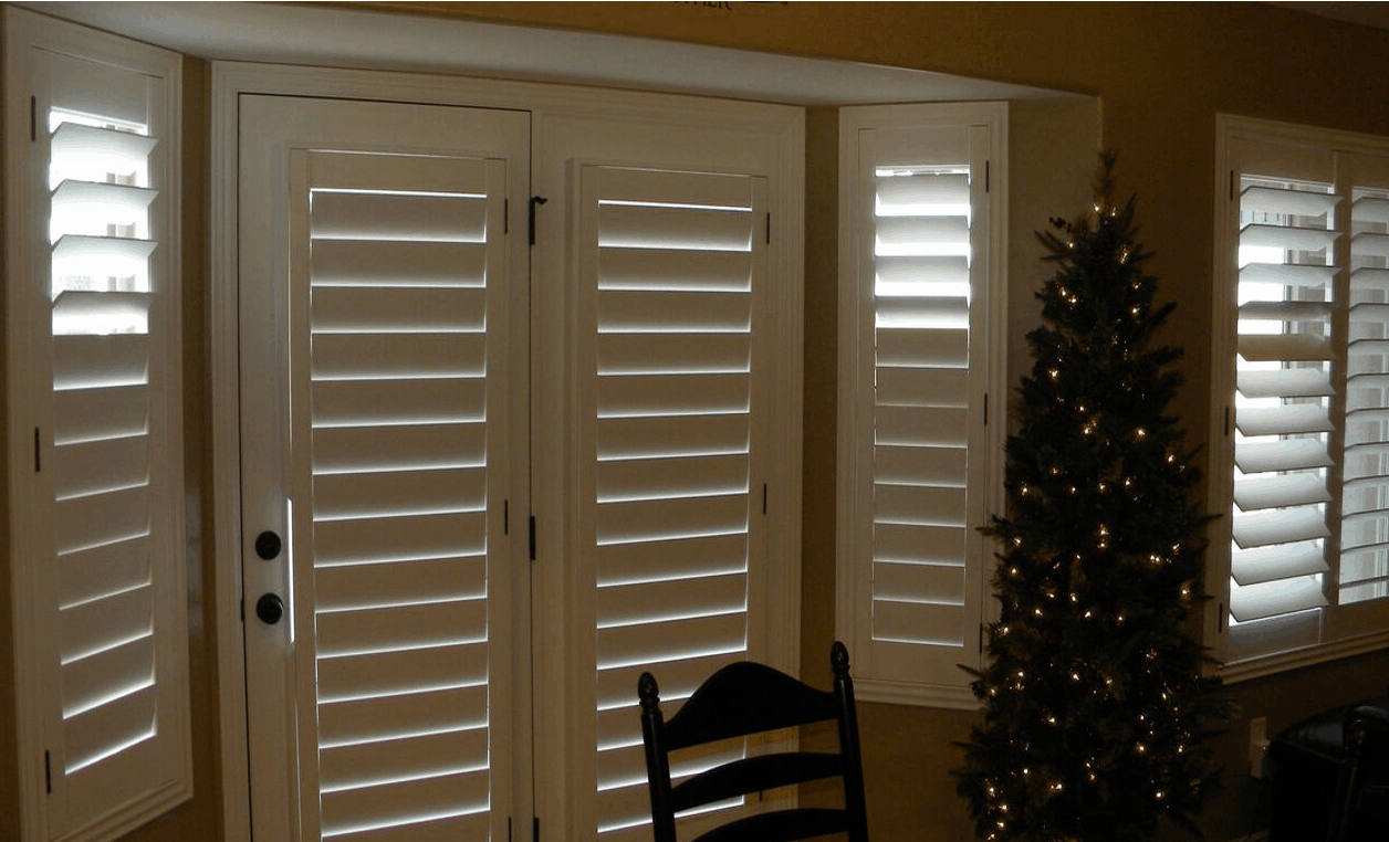 Mill Creek Shutters Custom Door Windows