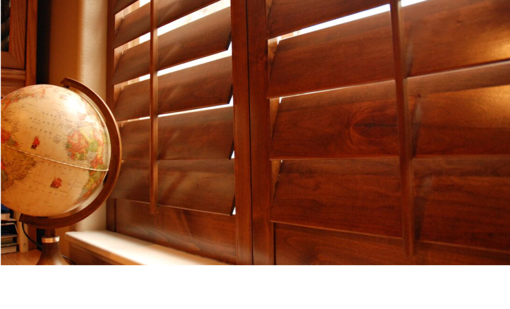 Mill Creek Shutters Custom Window