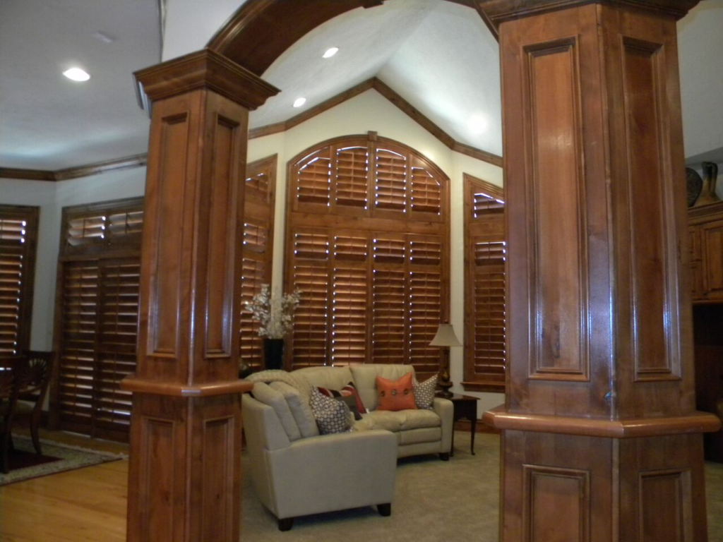 Mill Creek Shutters Custom Full Wall Windows