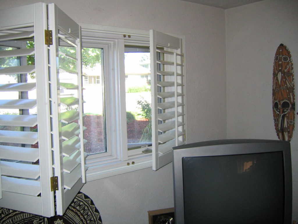Mill Creek Shutters Custom Bifold